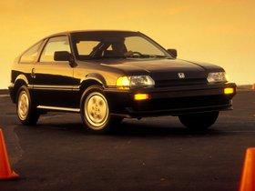 Ver foto 2 de Honda Civic CRX SI 1986