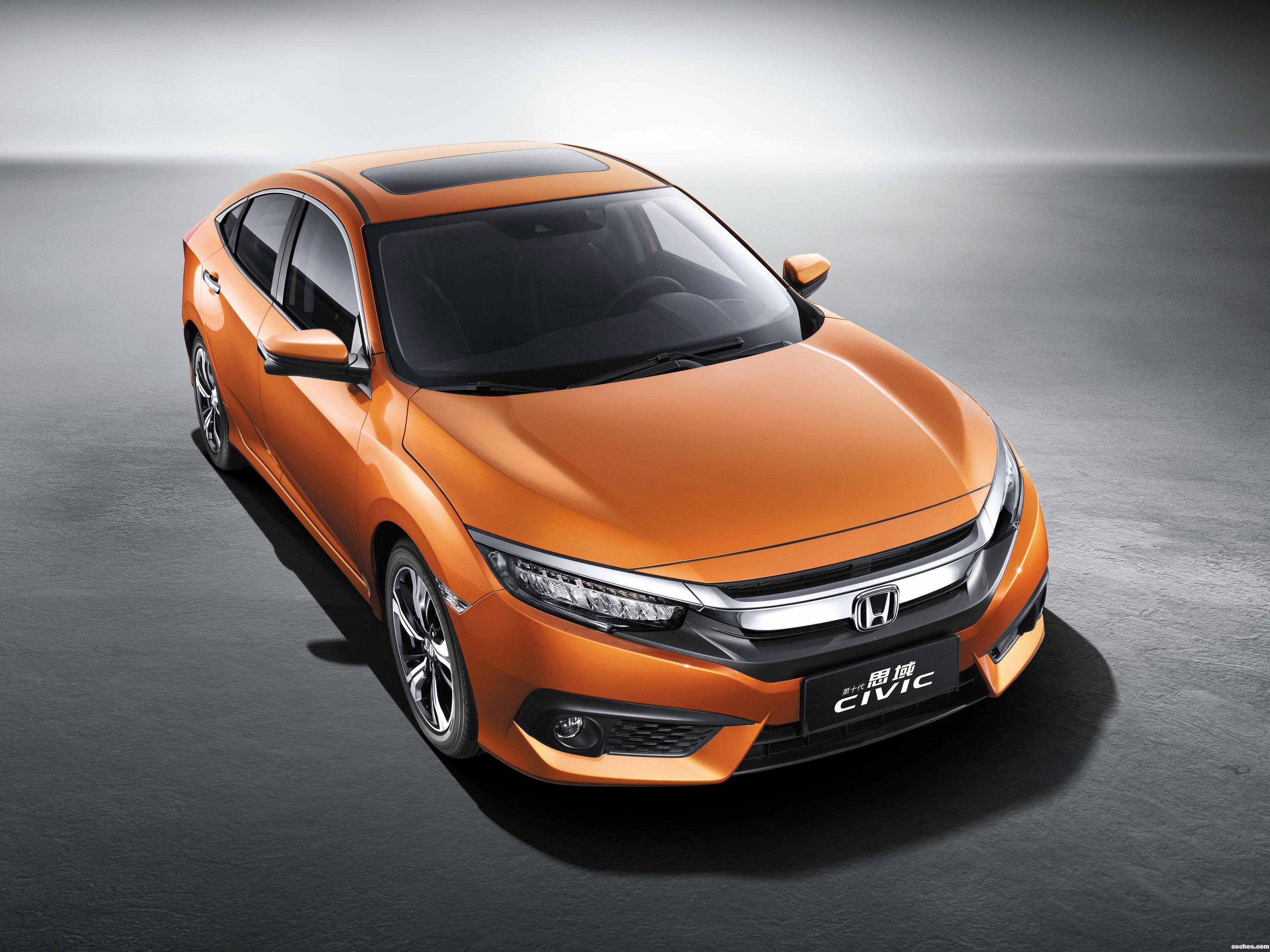 Foto 0 de Honda Civic China 2016