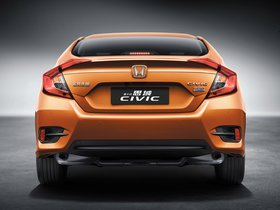 Ver foto 3 de Honda Civic China 2016