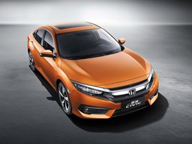 Fotos de Honda Civic China 2016