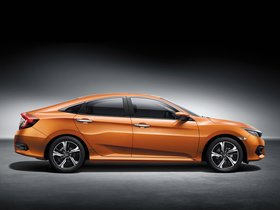 Ver foto 4 de Honda Civic China 2016