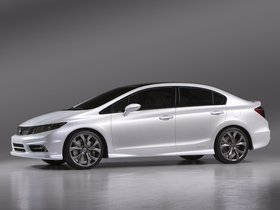 Ver foto 5 de Honda Civic Concept 2011