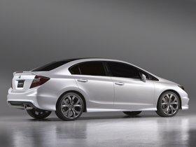 Ver foto 4 de Honda Civic Concept 2011