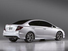 Ver foto 3 de Honda Civic Concept 2011