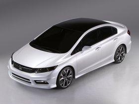 Ver foto 2 de Honda Civic Concept 2011