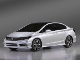 Fotos de Honda Civic Concept 2011