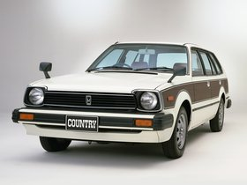 Ver foto 1 de Honda Civic Country II 1980
