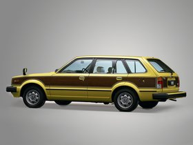 Ver foto 6 de Honda Civic Country II 1980