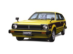 Ver foto 4 de Honda Civic Country II 1980