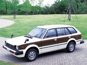 Ver foto 2 de Honda Civic Country II 1980