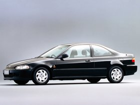 Ver foto 3 de Honda Civic Coupe 1993