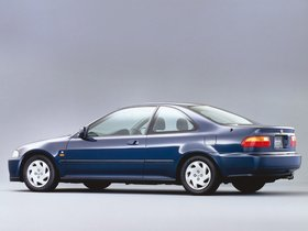 Ver foto 2 de Honda Civic Coupe 1993