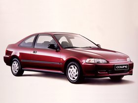 Ver foto 1 de Honda Civic Coupe 1993