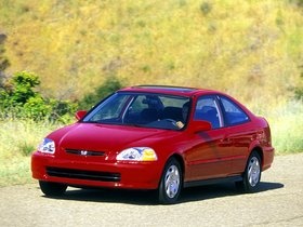 Ver foto 8 de Honda Civic Coupe 1996