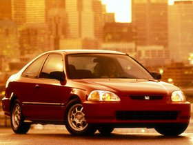 Ver foto 6 de Honda Civic Coupe 1996