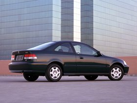 Ver foto 5 de Honda Civic Coupe 1996