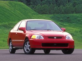 Ver foto 4 de Honda Civic Coupe 1996