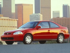 Ver foto 2 de Honda Civic Coupe 1996