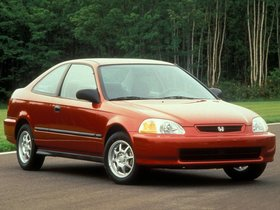 Ver foto 1 de Honda Civic Coupe 1996