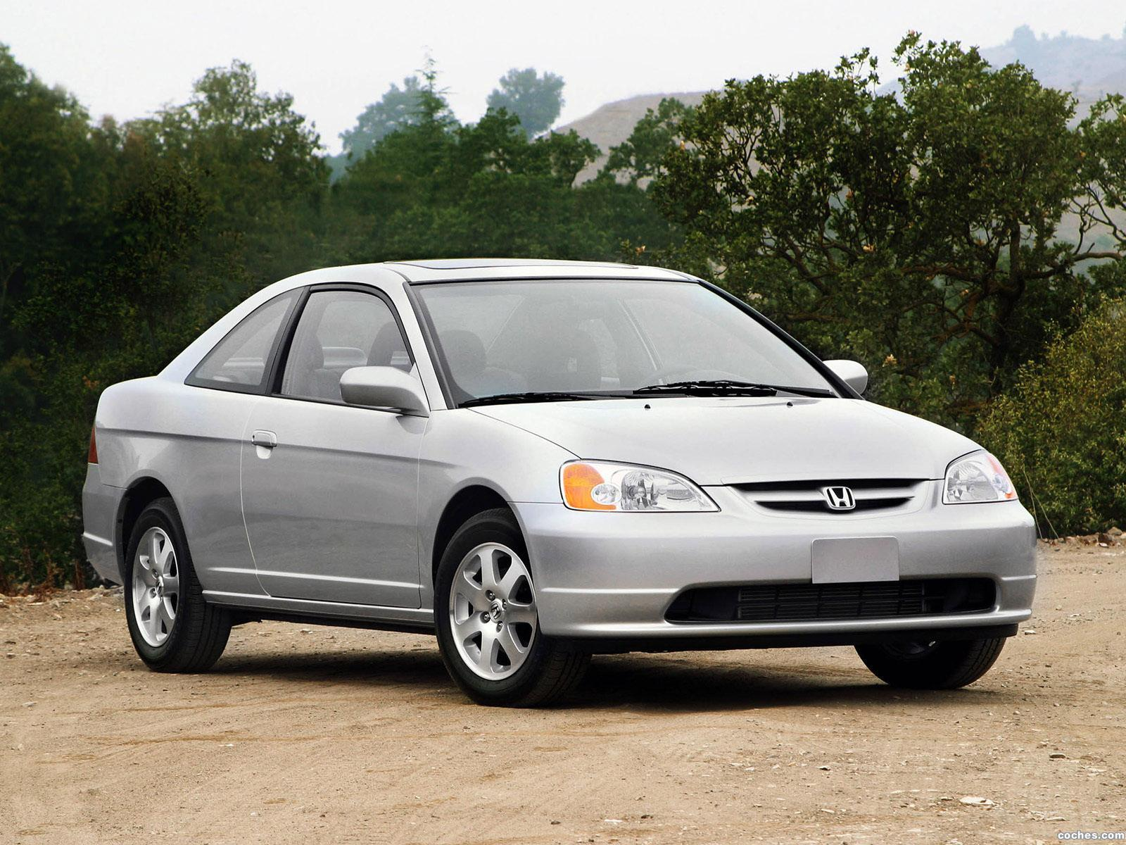 Foto 0 de Honda Civic Coupe 2001