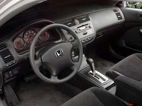 Ver foto 7 de Honda Civic Coupe 2001
