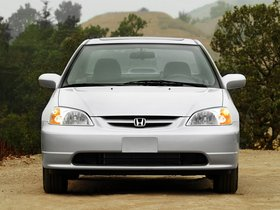 Ver foto 5 de Honda Civic Coupe 2001