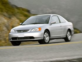 Ver foto 4 de Honda Civic Coupe 2001