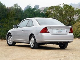Ver foto 3 de Honda Civic Coupe 2001
