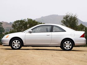 Ver foto 2 de Honda Civic Coupe 2001