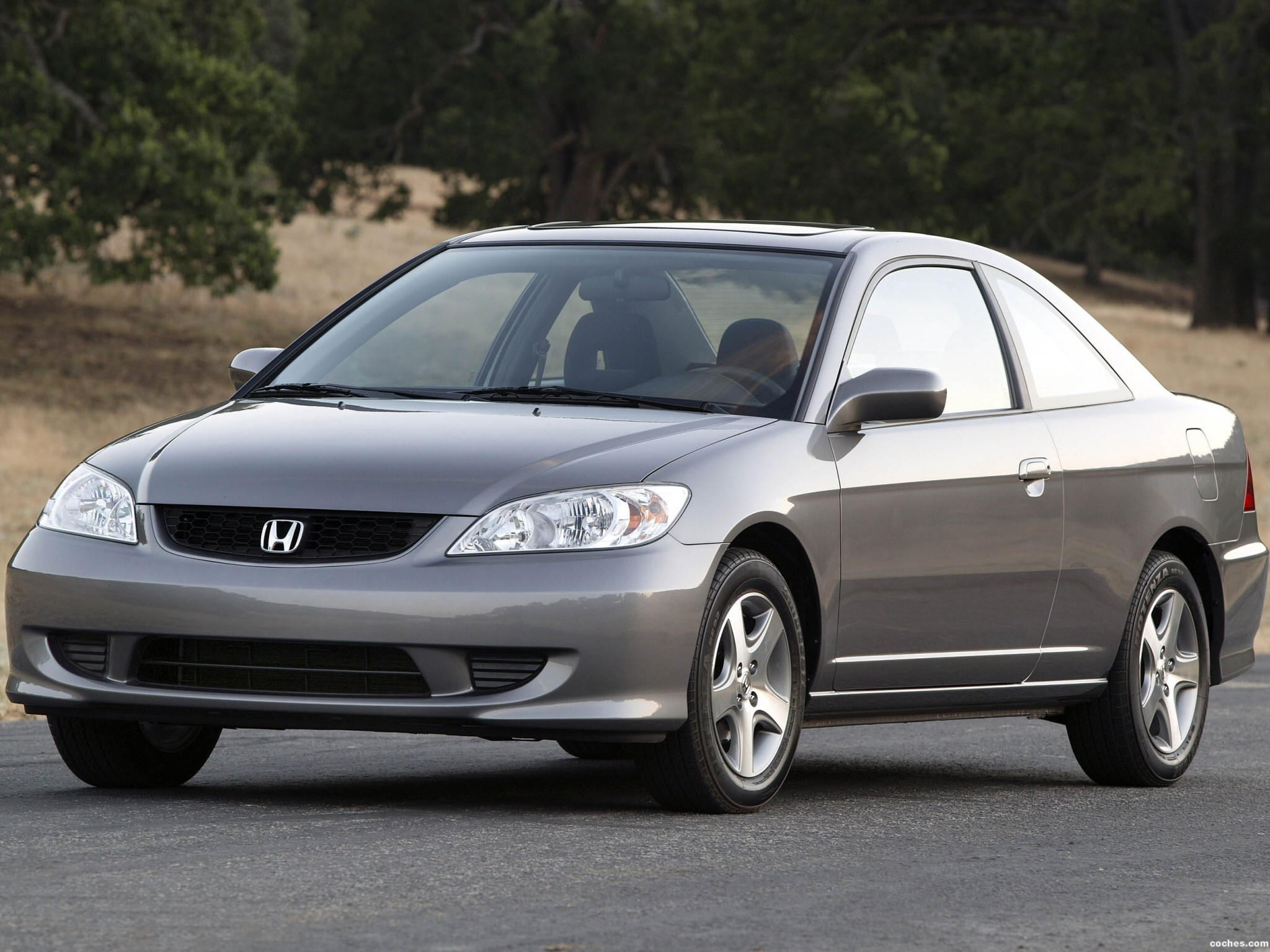 Foto 10 de Honda Civic Coupe 2005