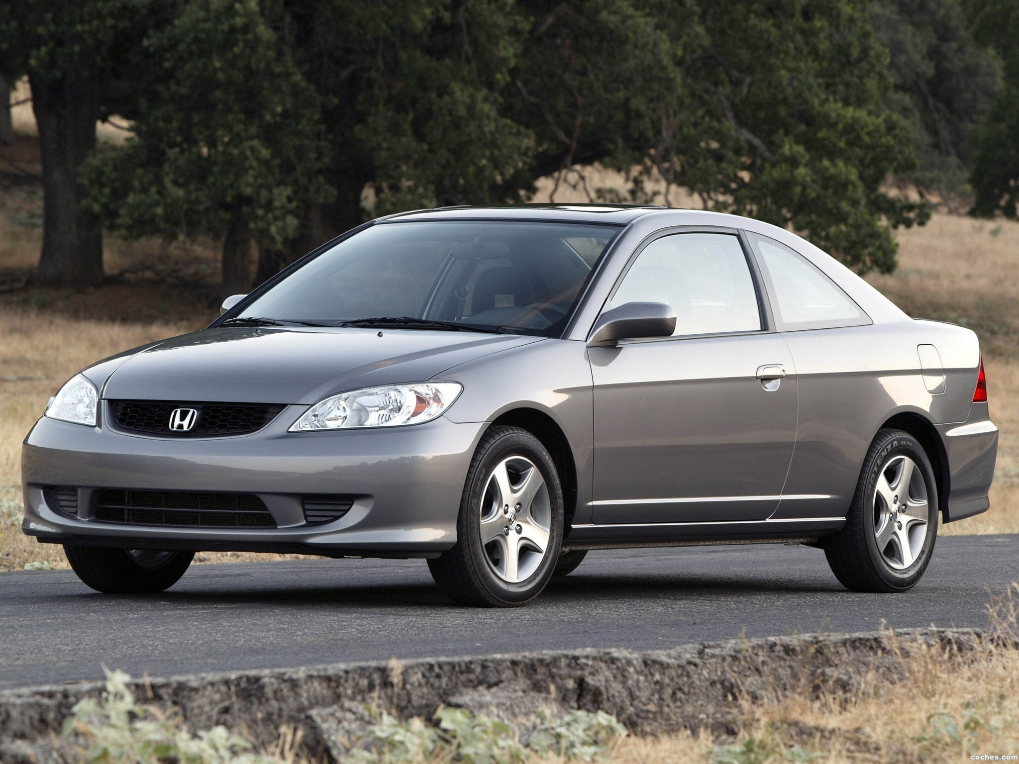 Foto 0 de Honda Civic Coupe 2005