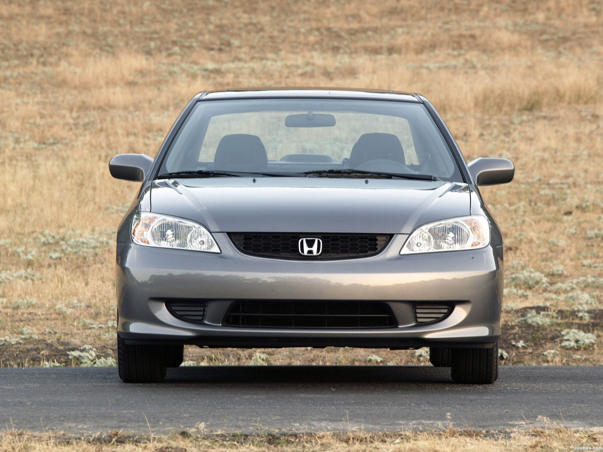 Foto 3 de Honda Civic Coupe 2005