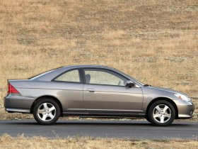 Ver foto 6 de Honda Civic Coupe 2005
