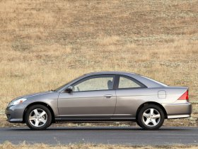 Ver foto 5 de Honda Civic Coupe 2005