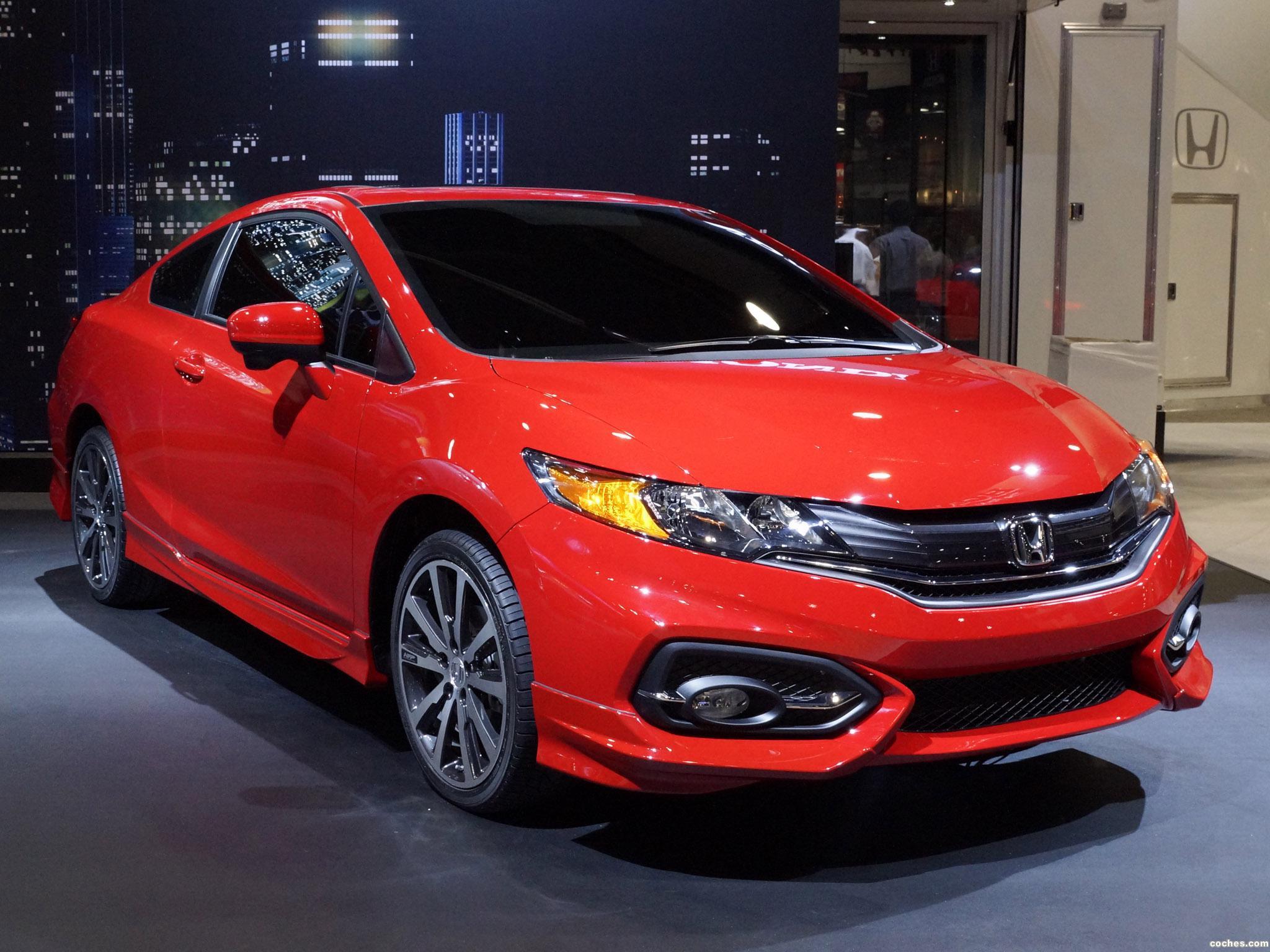 Fotos De Honda Civic Coupe 2014