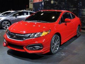 Ver foto 9 de Honda Civic Coupe 2014