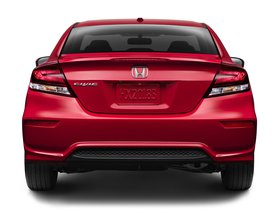 Ver foto 4 de Honda Civic Coupe 2014