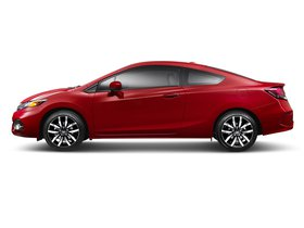 Ver foto 2 de Honda Civic Coupe 2014