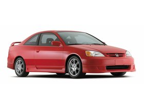 Ver foto 2 de Honda Civic Coupe Factory Performance Package 2003