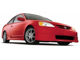 Ver foto 1 de Honda Civic Coupe Factory Performance Package 2003