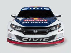 Ver foto 3 de Honda Civic Coupe Rallycross 2016