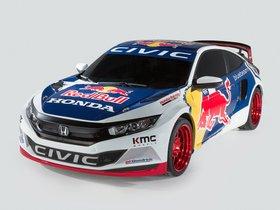 Ver foto 1 de Honda Civic Coupe Rallycross 2016