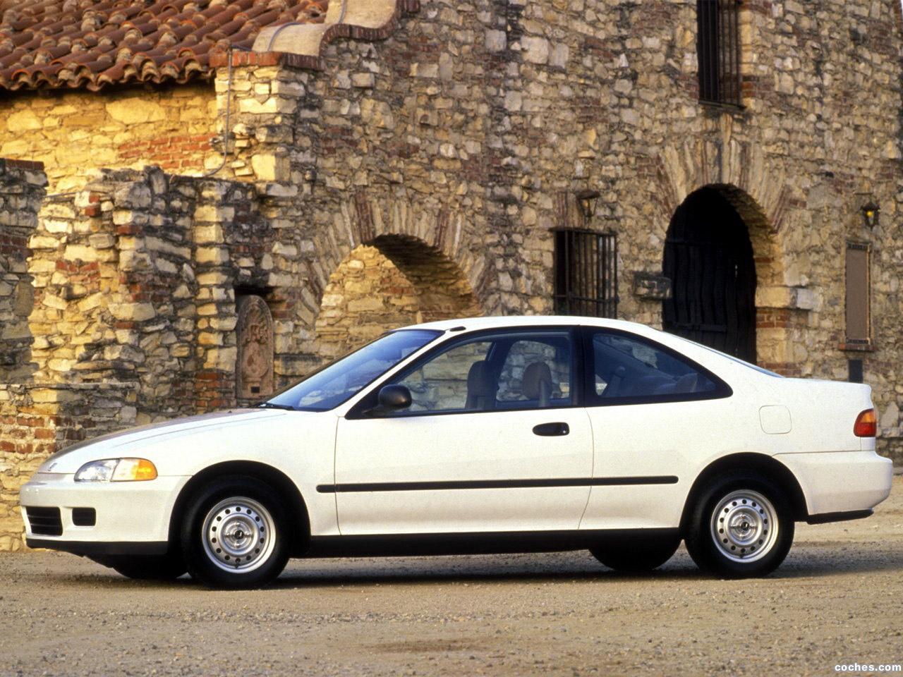 Foto 0 de Honda Civic Coupe USA 1993