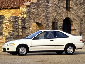 Ver foto 1 de Honda Civic Coupe USA 1993