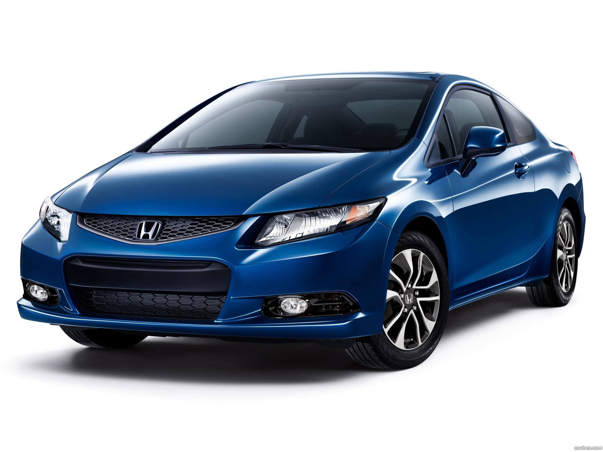 Foto 0 de Honda Civic Coupe USA 2013