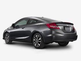 Ver foto 3 de Honda Civic Coupe USA 2013
