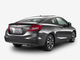 Ver foto 2 de Honda Civic Coupe USA 2013
