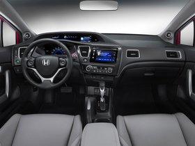 Ver foto 20 de Honda Civic Coupe 2014