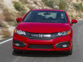 Ver foto 10 de Honda Civic Coupe 2014