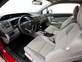 Ver foto 24 de Honda Civic EX Coupe 2011